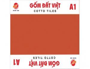 Gốm Cotto Đỏ lợt Đất Việt